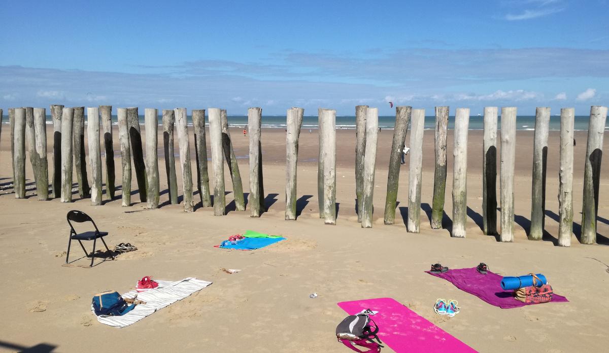 Atelier de Méditation de Pleine Conscience à la plage
